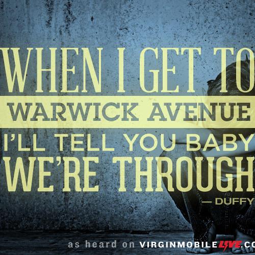 [Vka] Duffy - Warwick Avenue (cover)