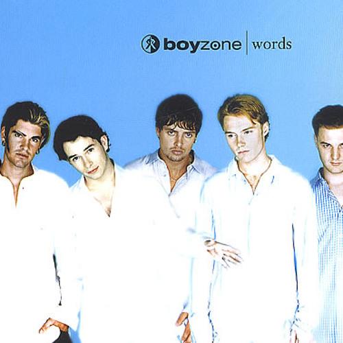 """Words""(Boyzone)_ArionAngel piano solo"