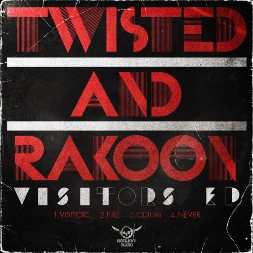 Twisted & Rakoon - Visitors EP (REQ010) - Out 27/5
