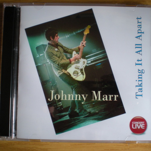 Johnny Marr - 'Upstarts' - Live at Dublin Academy Ireland 27th March 2013