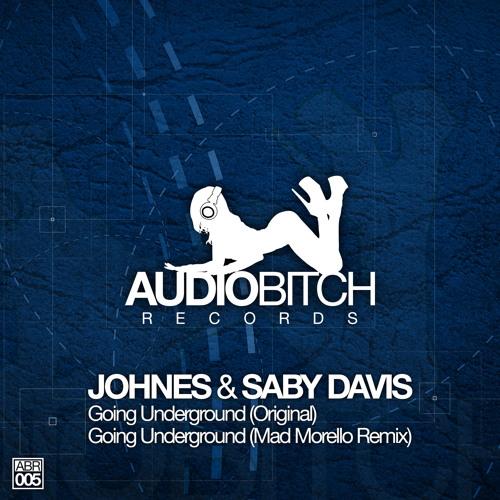 Johnes & Saby Davis - Going Underground (Original Mix)