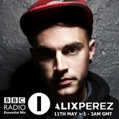 Alix Perez Essential Mix 2013 (BBC Radio 1)