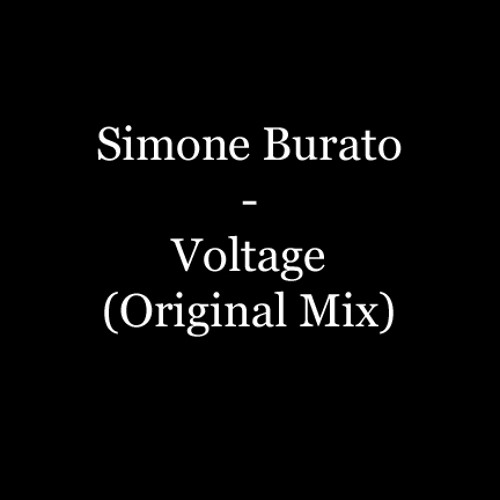 Simone Burato - Voltage (Original Mix)