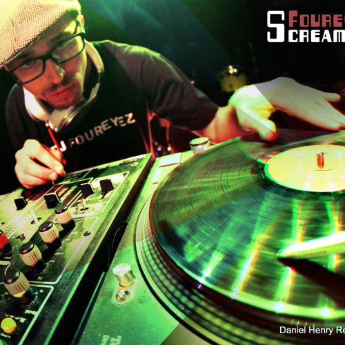 DJ Foureyez | Scream & Break | Will.I.am Feat. Britney spears