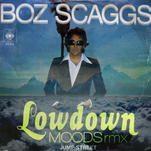 Boz Scaggs - LowDown (Moods Remix) Link in discription