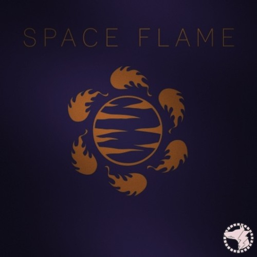 Space flame demo