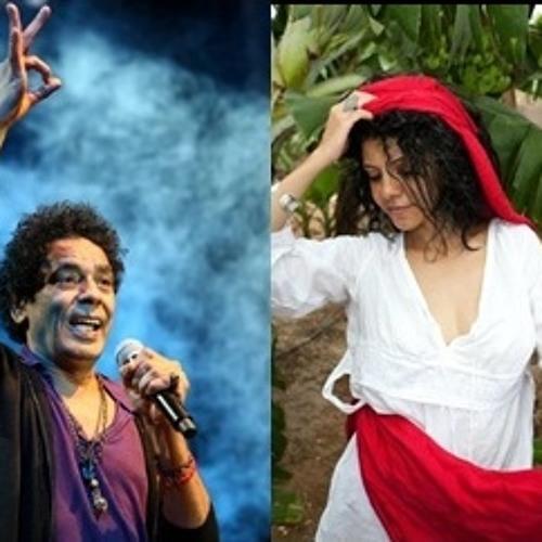محمد منير و دنيا مسعود -- نعناع الجنينه