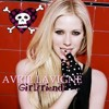 Avril Lavigne - Basket case   Lyrics (Green day cover)