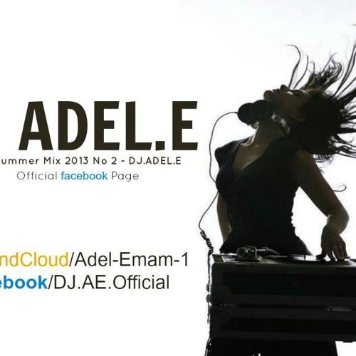 Club summer mix 2013 No.2 DJ - Adel.E