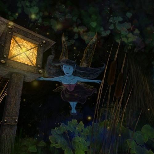 Fairies in The Mist-Tessie Clune