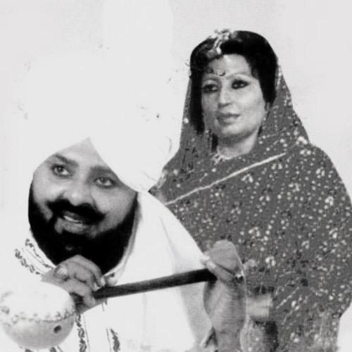 Mohammad Sadiq & Ranjit Kaur - Rani Sundran (Folk Soundz Remix)