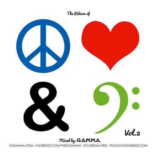 Peace, Love and Bass-vol.2
