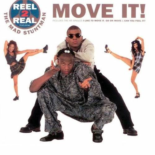 125 - Reel 2 Real - I Like To Move It (Dj X-Ray Remix)