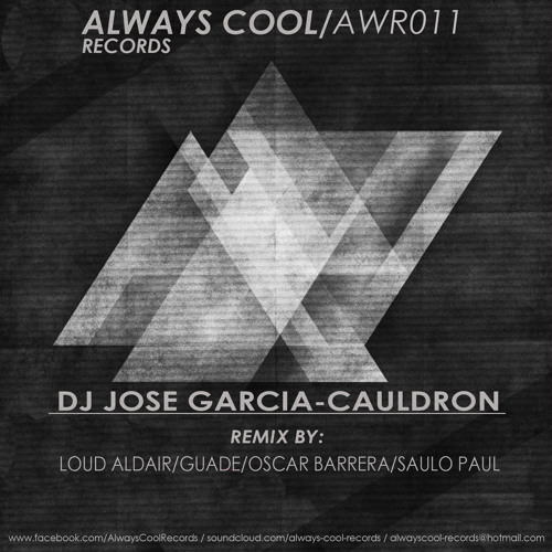 Dj Jose Garcia - Cauldron (Original Mix) OUT NOW