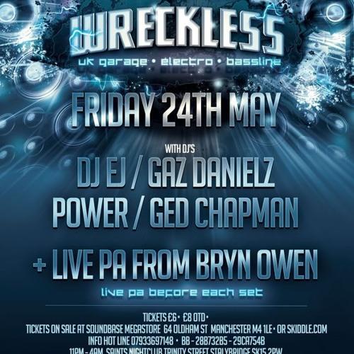 DJ EJ - Wreckless Promo PART 1 (2006-8 Bassline)