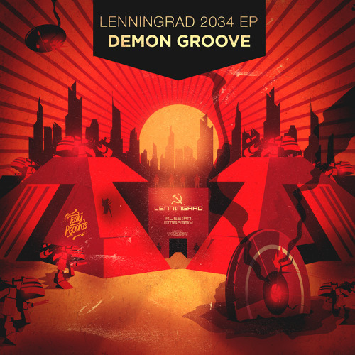 Demon Groove - Tame The Wild Beast