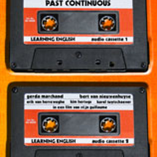 PAST CONTINUOUS -  Goodbye
