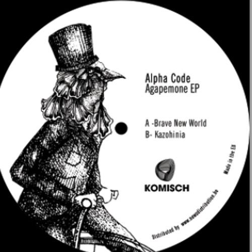 Alpha Code: Kazohinia (Komisch015)