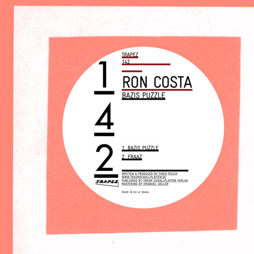 Ron Costa - Bazis Puzzle (Original Mix) [Trapez]