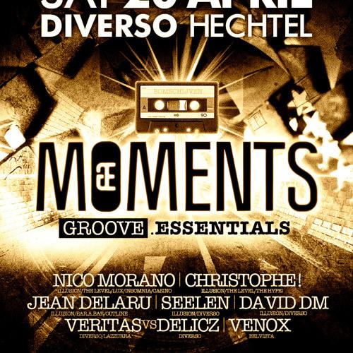 Moments set 01 - 22:00 David DM