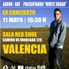 Dj Dase - Warm Up Dj Set Sala RedShoe (Valencia-SP) - 11/05/13