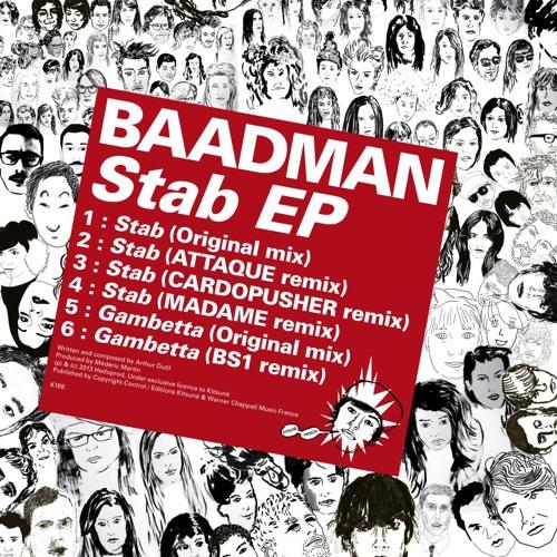 Baadman - Stab (Madame Remix)
