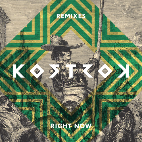 "KOSTROK ""Right Now"" DISCODEINE Instrumental Mix"