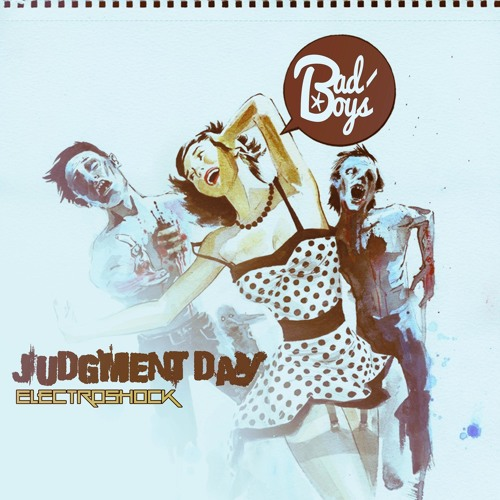 ElectroShock - Judgment Day (Original Mix) (Clip)