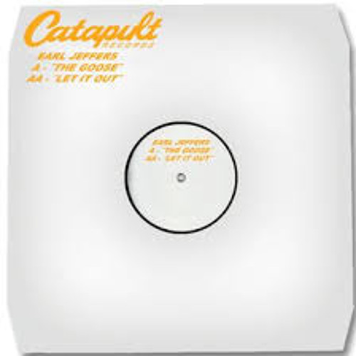CHESUS AKA EARL JEFFERS - LET IT OUT (vinyl only release) Catapult records