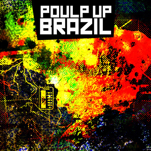 Various artists - Poulp Up Brazil ! (FPR069)