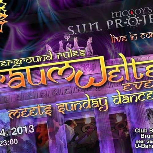 Traumwelten - Sunday Dance 0100-0300