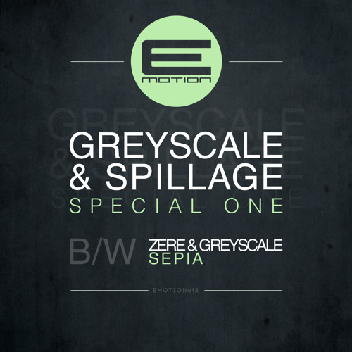 Zere & Greyscale - Sepia - EMOTION018 - OUT NOW!