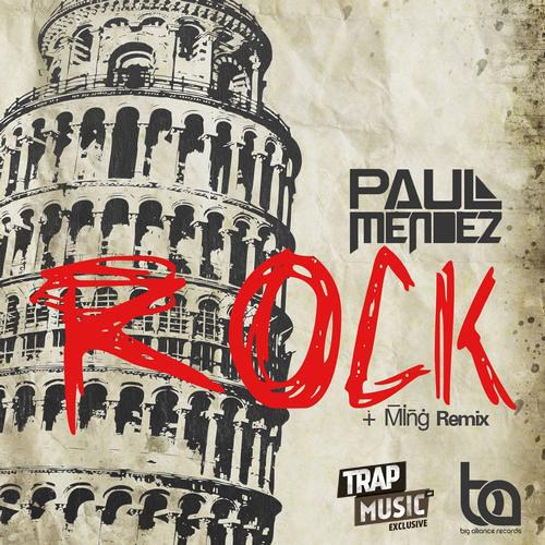 Rock by Paul Mendez (MING Trap Remix) - TrapMusic.NET Exclusive