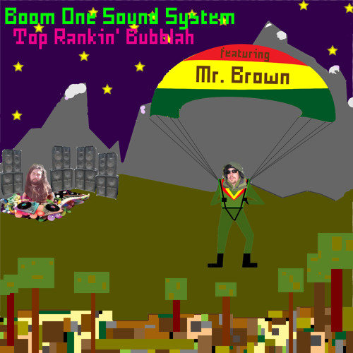 Top Rankin' Bubblah (feat. Mr. Brown)