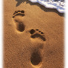Footprints in the Sand (Mom's Song)