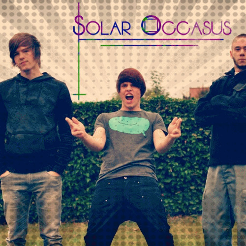 Solar Occasus - Drowning In Reverse