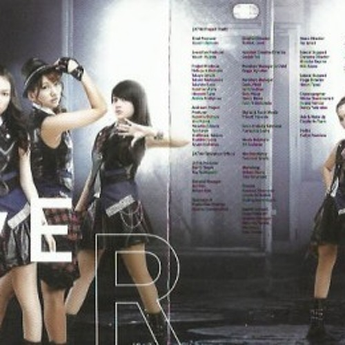 JKT48 - River CD RIP Clean version