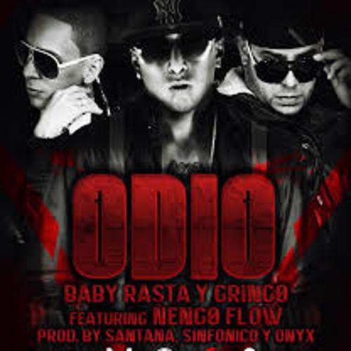 Odio - Baby Rasta & Gringo Ft. Ñengo Flow 2013