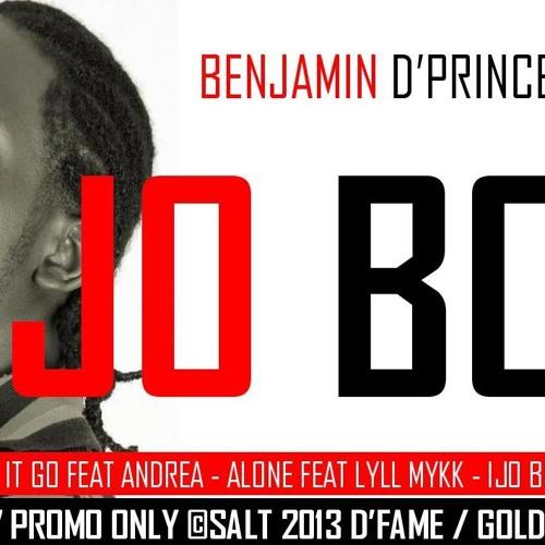Benjamin Prince - Ijo Bon ft. Sharon Adong