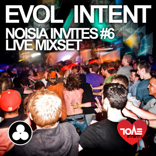 Evol Intent at Noisia Invites #6 [FREE DOWNLOAD]