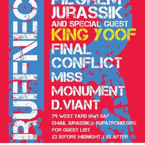 Ruffneck guest mix by King Yoof (Sub Slayers/KoolLondon.com)