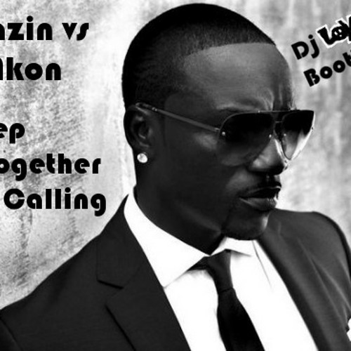 Mazin vs. Akon - Keep Altogether On Calling (Dj Loxe Bootleg)