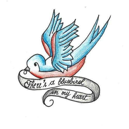 bluebird in my heart