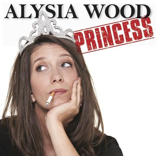 Alysia Wood - Smoking