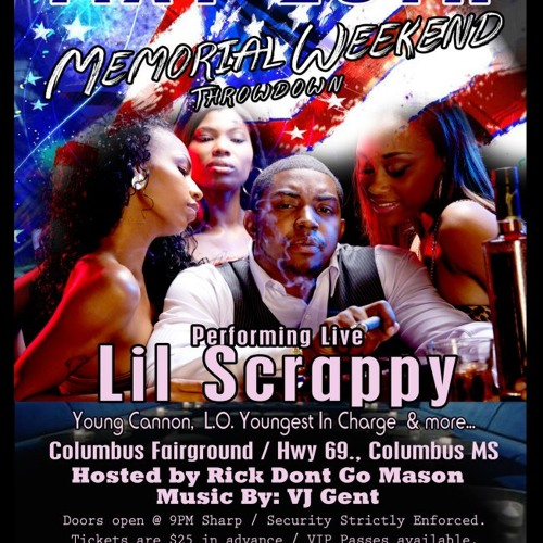Lil scrappy concert - May 25th 2013 Columbus MS