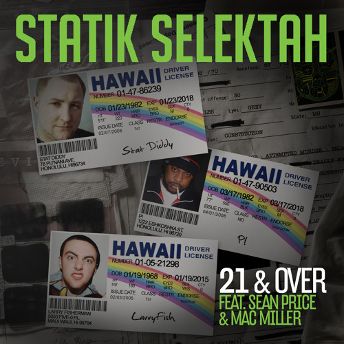 Statik Selektah - 21 & Over (feat. Sean Price & Mac Miller)