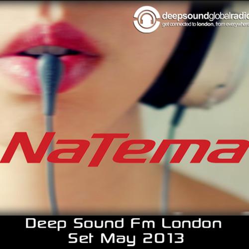 Natema - Deep Sound Fm London - May 2013 Set