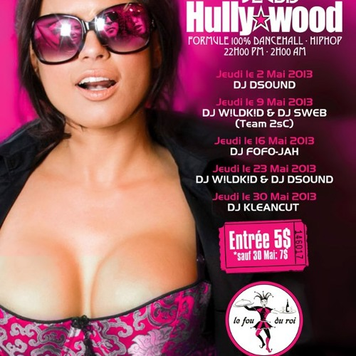 HULLYWOOD THURSDAY Mix promo By DJ Fofo-Jah • (Hosted By Jessica)