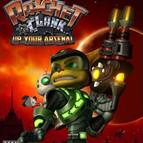 Ratchet and Clank: Up Your Arsenal - Annihilation Nation Arena Combat