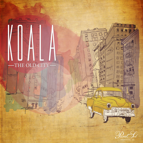 Koala - Low Step Traveller (Original Mix)
